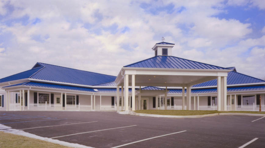 Bourbon community hospital medical office building doster bourbon community hospital medical office building paris ky sciox Gallery