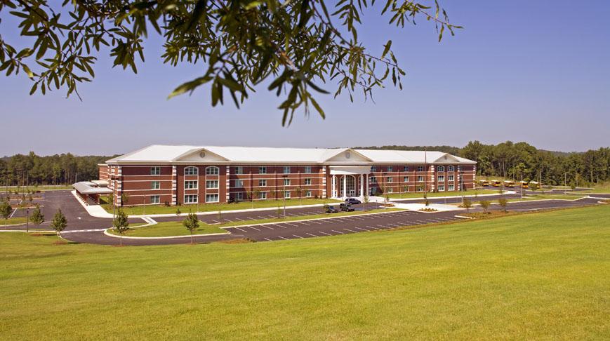 Hoover High School Freshman Center Doster Construction