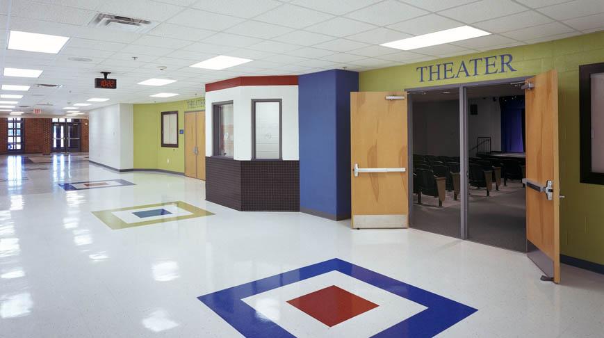 Freedom Intermediate School Doster Construction