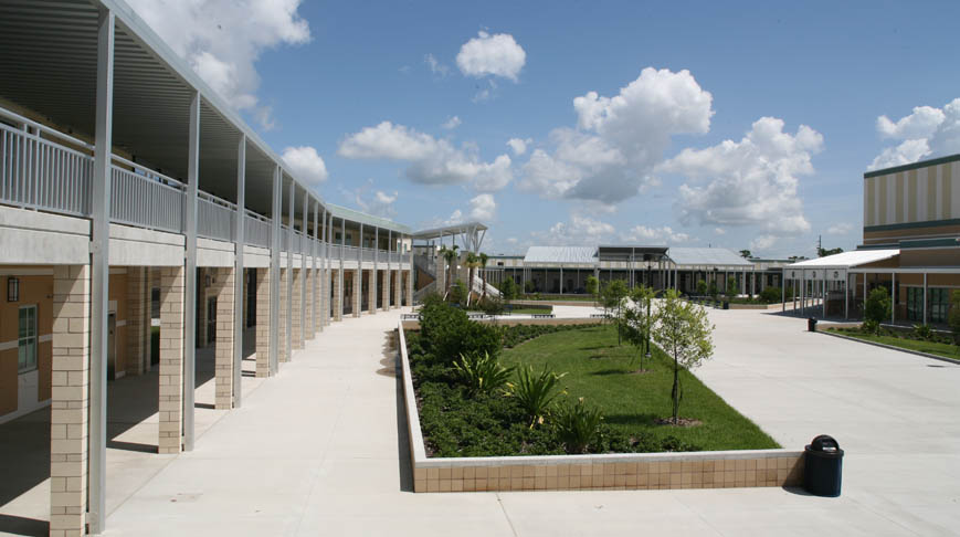 Lake Nona High School Doster Construction