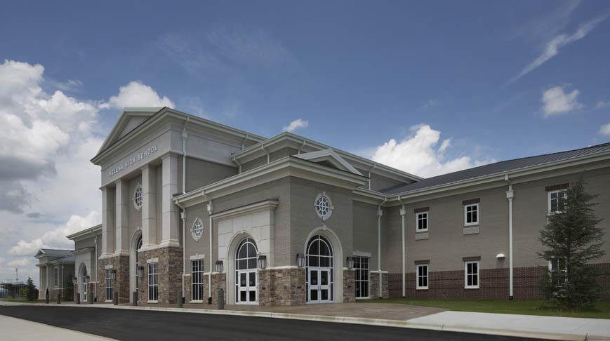 Helena High School Doster Construction