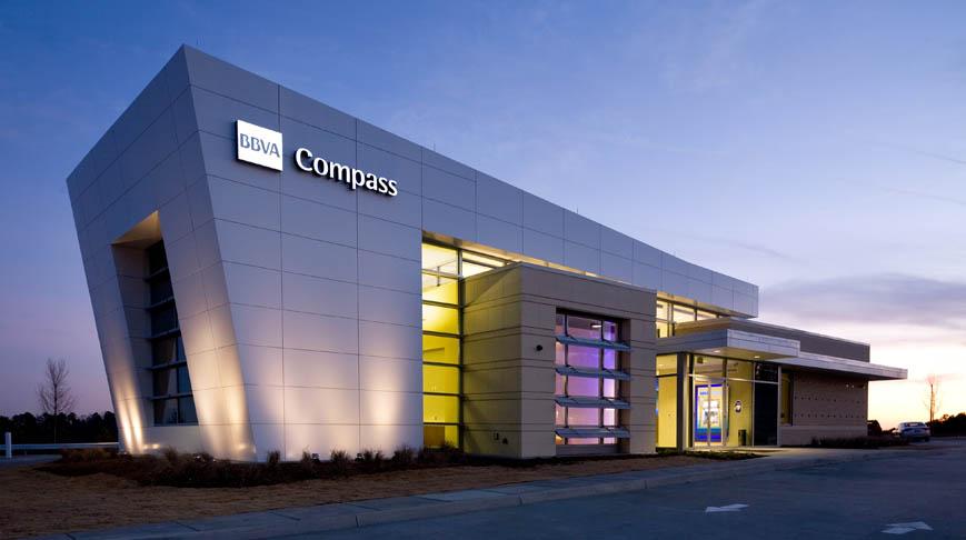 BBVA Compass Bank at The Grove