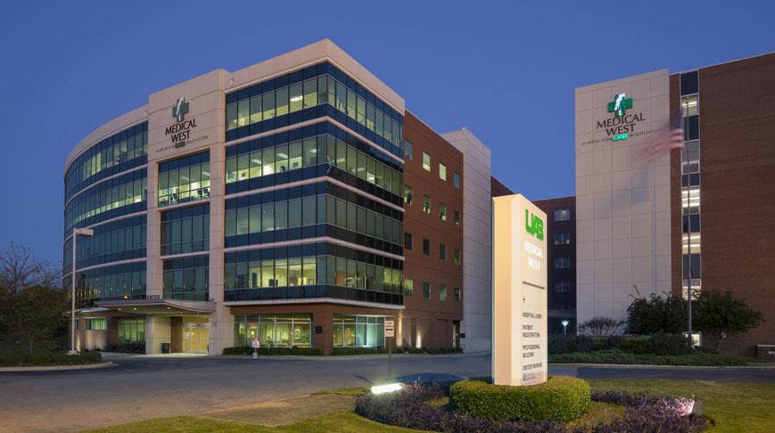 UAB Medical West - Doster Construction