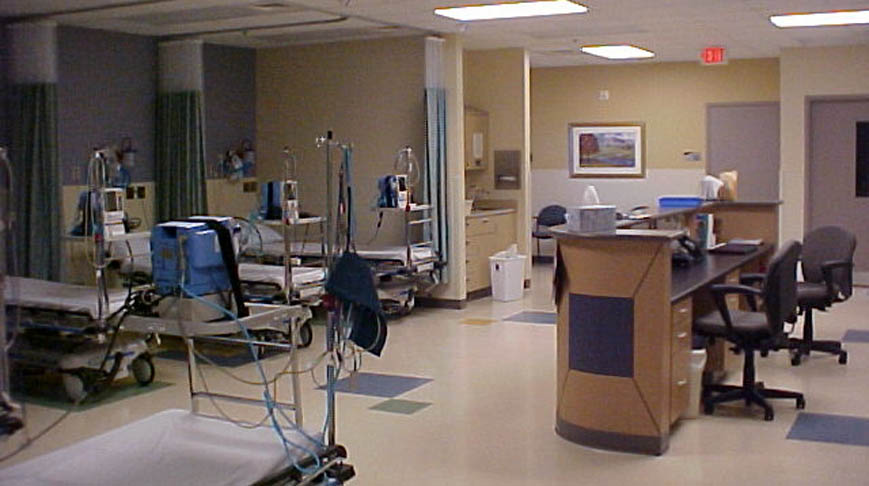 Northeast Alabama Eye Surgery Center Doster Construction