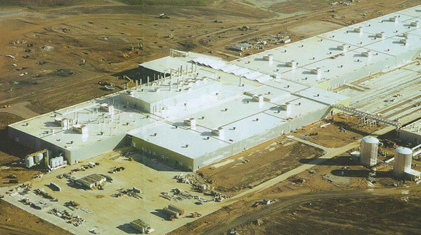 Mercedes benz u s international doster construction for Mercedes benz plant in alabama jobs