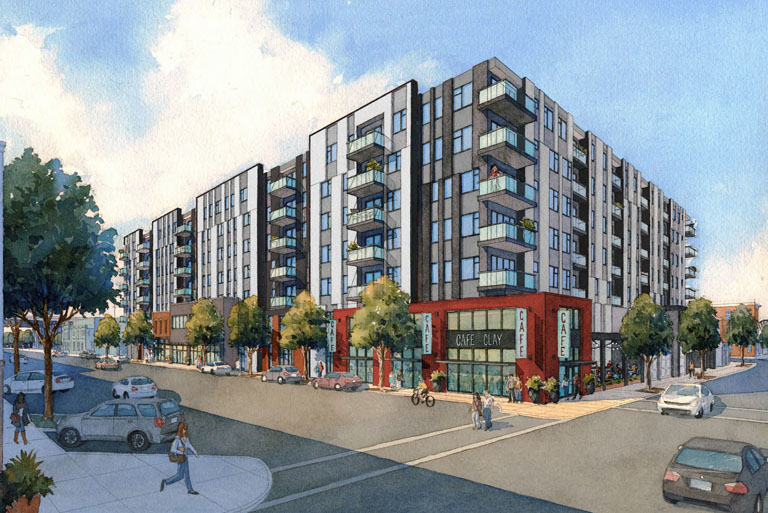 Multifamily Doster Construction