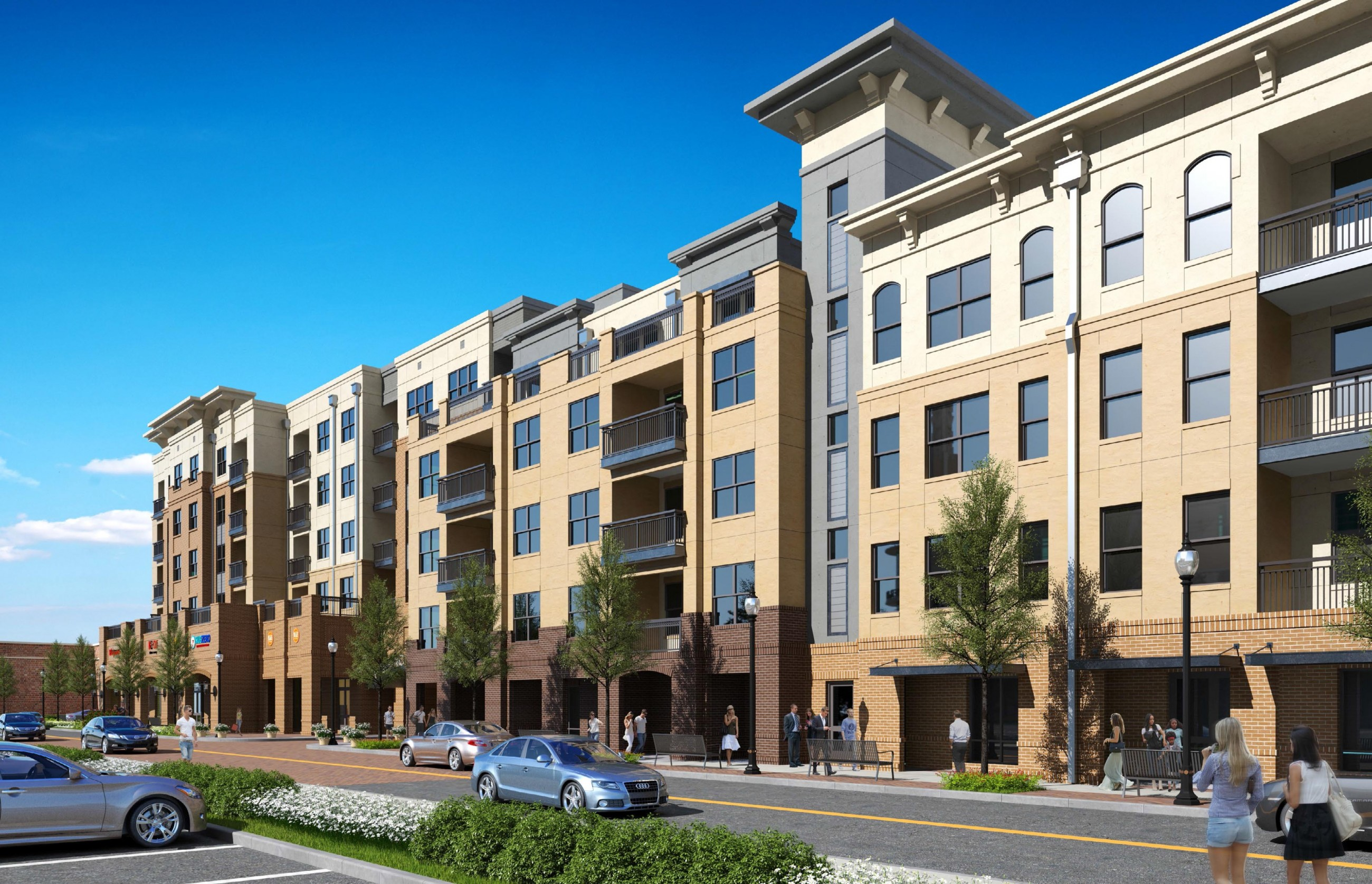Southtowne Pnj Redevelopment Doster Construction