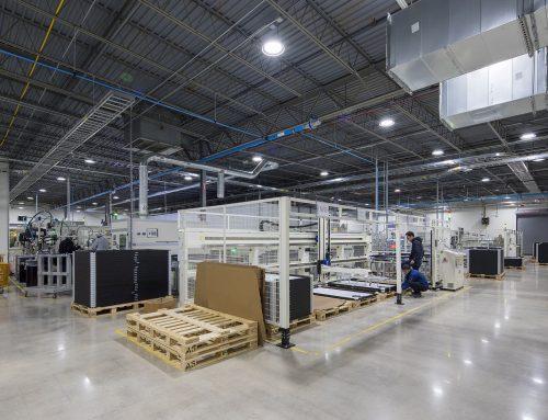 LG Solar Plant