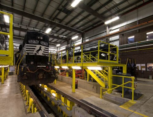 Norfolk Southern Railway Company, Locomotive Fueling/Service Facility