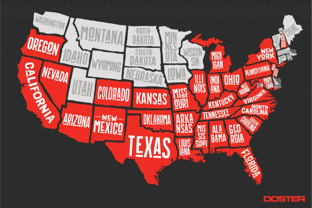 31 States