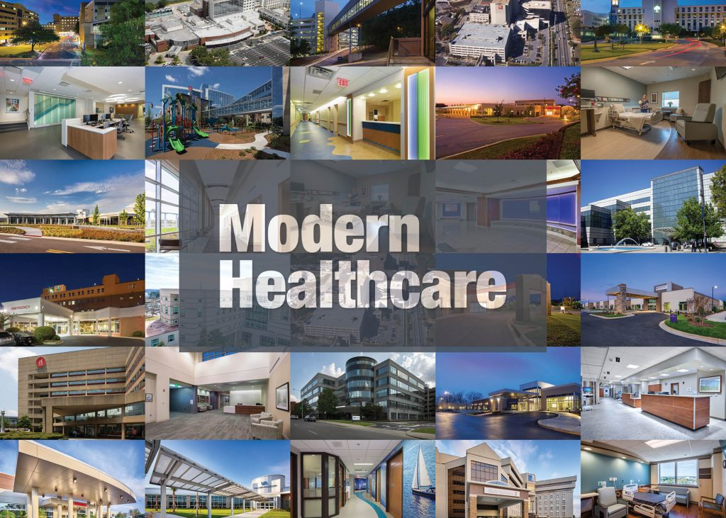 Modern Healthcare Ranking