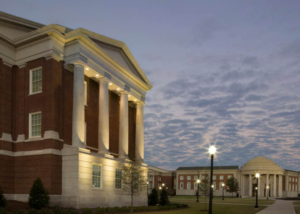 University of Alabama Science and Engineering